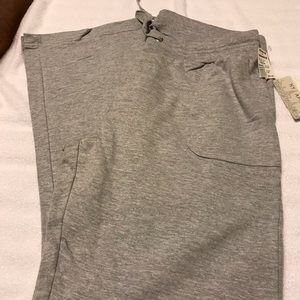 NWT lightweight athletic pants